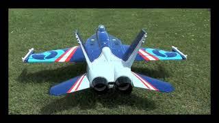 F/A-18 Freewing 90mm 3D Jet RAAF Www.xtremehobby.com.au
