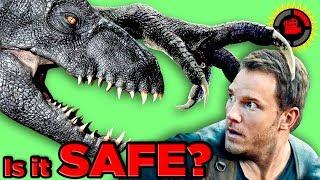 Video Film Theory: How To SAVE Jurassic Park (Jurassic World) MP3, 3GP, MP4, WEBM, AVI, FLV Juni 2018