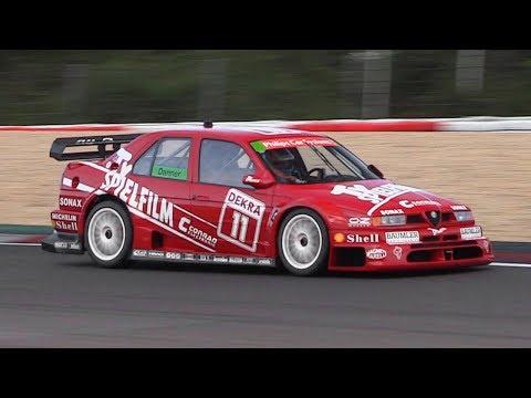 Nürburgring Oldtimer GP 2018 test day - Saleen S7-R, Mazda RX-3, M1 ProCar, F1s & More!