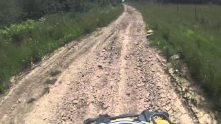 10. 2007 Can Am Outlander 650 Trail Riding