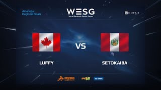 SetoKaiba vs Luffy, game 1