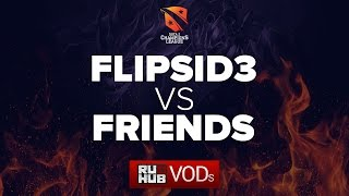Flipsid3 vs Friends, D2CL Season 8, Grand Final, game 2