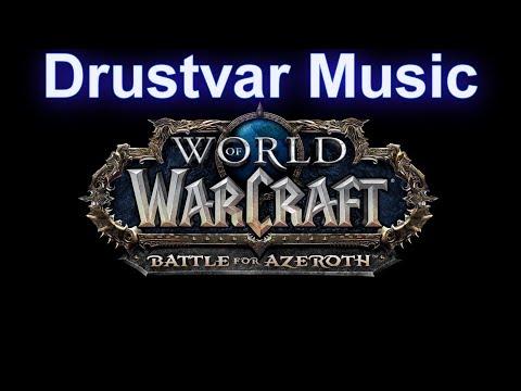 Drustvar Music (Complete) - Warcraft Battle for Azeroth Music