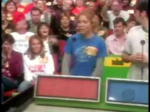 Dude bids 420 on Price Is Right over and over