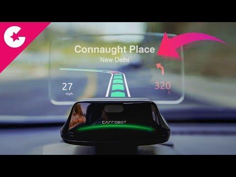 Carrobot C2 Lite Head Up Display (HUD) - Unboxing & Review!!