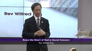 Know the Heart of God in Social Concern