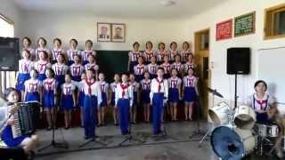 Video Untuk Indonesia - Anak-anak Korea Utara menyanyikan lagu Halo-Halo Bandung MP3, 3GP, MP4, WEBM, AVI, FLV November 2017