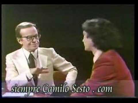 Camilo Sesto -  Entrevista en 24 horas