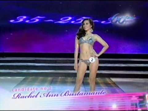 Binibining Pilipinas 2010 Pre-Pageant Night Swimsuit