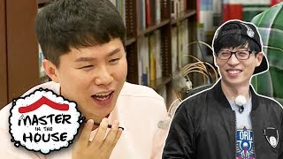 Video YooJaeSuk Has to Hide His Identity, But His Voice Is His Business Card [Master in the House Ep 23] MP3, 3GP, MP4, WEBM, AVI, FLV Desember 2018