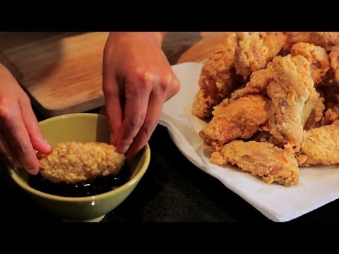 Gluten Free Recipes – Fried Chicken Wings
