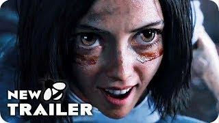 Video Alita: Battle Angel Trailer 2 (2018) James Cameron Live Action Movie MP3, 3GP, MP4, WEBM, AVI, FLV September 2018