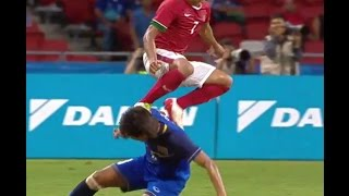 Video #7  Ahmad Nufiandani Fairplayer No Yellow No Red Card & 22 Touches Thailand before Chanathip's goal MP3, 3GP, MP4, WEBM, AVI, FLV Desember 2018