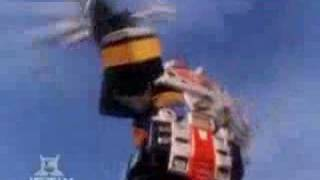 Power Rangers - Episodul 8