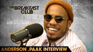Video Anderson .Paak Interview With The Breakfast Club (7-28-16) MP3, 3GP, MP4, WEBM, AVI, FLV Juli 2018