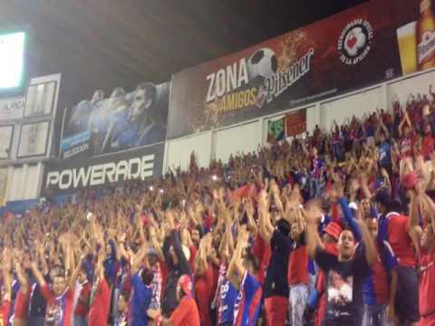 FAS Vs Nadie - Turba 94 Roja - Turba Roja - Deportivo FAS