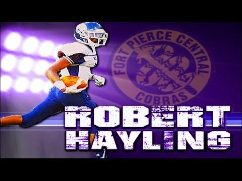 Robert Hayling Jr. '16 : Fort Pierce Central (FL)