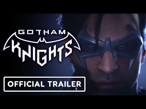 Gotham Knights - Official World Premiere Trailer   DC Fandome