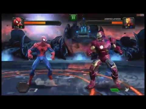 Kurz zusammengefasst: Marvel Sturm der Superhelden
