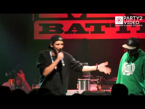 1/8 Finale | DICKTATOR vs. FAKYR | The Ultimate MC Battle | Battle 1 | by PARTY2VIDEO | 2013