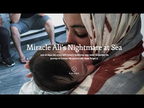 Italy: Nightmare at sea