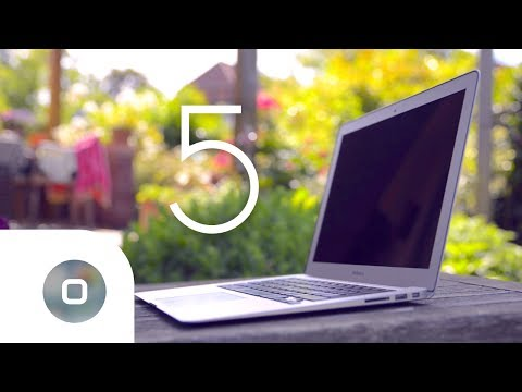 macbook air - Das MacBook Air von Apple ist eines der besten Ultrabooks, die man kaufen kann. In diesem Video gibt es deswegen 5 Kaufgründe für das MacBook Air! Viel Spaß!...
