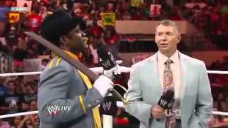 Nonton WWE Raw 6/6/11 Part 1/9 (HD) Film Subtitle Indonesia Streaming Movie Download
