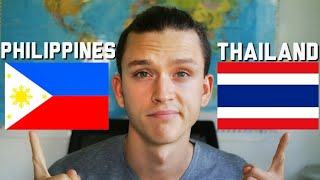 Video Travel Philippines vs.Thailand ? / BEST TRAVEL DESTINATION ? MP3, 3GP, MP4, WEBM, AVI, FLV Februari 2019