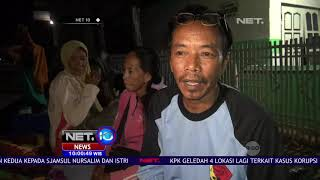 Download Video Warga Korban Gempa Bumi Situbondo Tidur Di Tenda Darurat   NET10 MP3 3GP MP4
