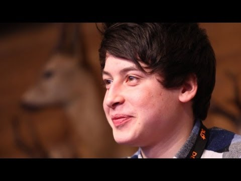 App - Yahoo spends millions to buy 17-year-old Nick D'Aloisio's app, Summly. Dan Simon reports on the newest tech wiz-kid.