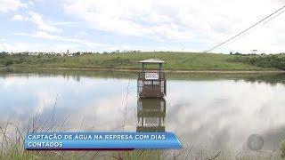 Captação de água na represa Cascata está com dias contados