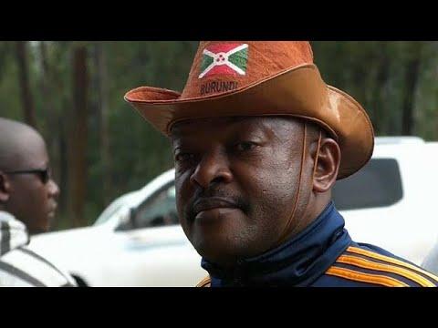 Burundi: Präsident Nkurunziza will bis 2034 regiergen