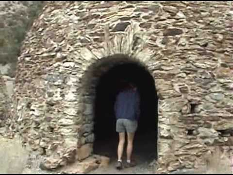 charcoal kilns, near Death Valley CA