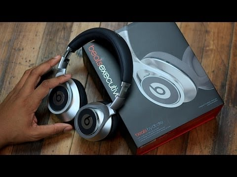 Beats Executive Unboxing (Beats by Dr. Dre)