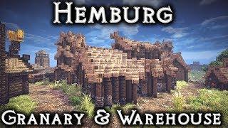 -•- LIVE STREAM -- Hemburg - Ep19 - Granaries and Warehouses -- LIVE STREAM -•-