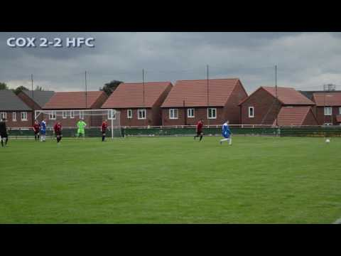Hartlepool FC Vs Coxhoe Athletic (both Fixtures) Match Highlights. Wearside League 16/17 Season