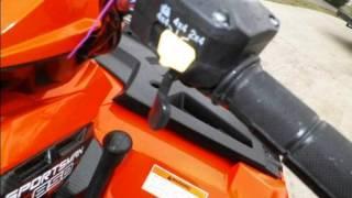 7. 2012 Polaris SPORTSMAN TWIN 850 EFI HO  Used Atvs - Cabot,Arkansas