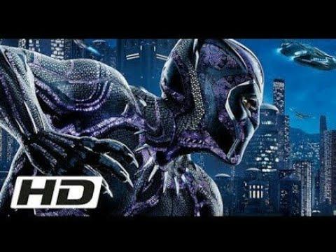 BLACK PANTHER VS KILLMONGER (Epic Hyperloop Subway Fight scene HD) | Does Black Panther die?
