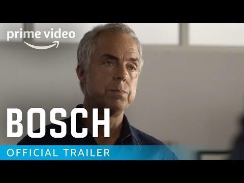 Bosch Season 5 - Official Trailer | Prime Video