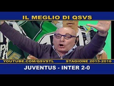 qsvs - i gol di juventus - inter 2 a 0