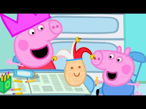 Peppa Pig Official Channel | Humpty Dumpty | Peppa Pig Surprise Eggs