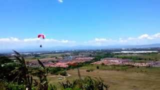Carmona Philippines  city photo : Paragliding in Carmona Ridge, Cavite, Philippines