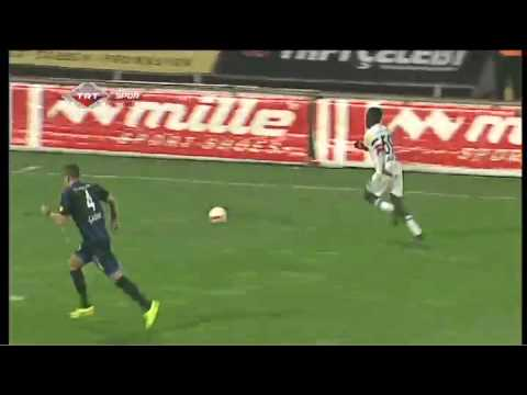 Orduspor 0 - 2 Gaziantep BŞB Maç Özeti