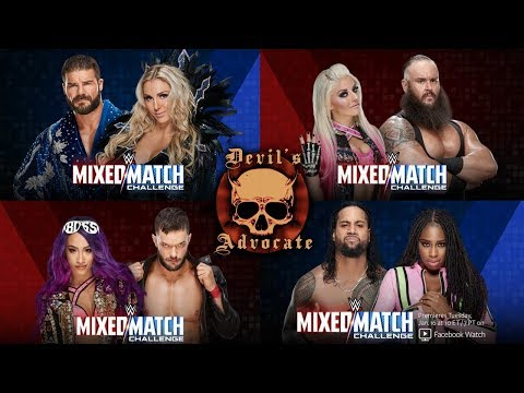 Pros & Cons of WWE Mixed Match Challenge on Facebook - Devil's Advocate