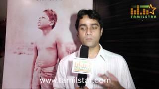 Music Director Vishal at Appuchi Gramam Movie Audio Launch