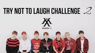 Video TRY NOT TO LAUGH CHALLENGE 2 | MONSTA X MP3, 3GP, MP4, WEBM, AVI, FLV November 2017