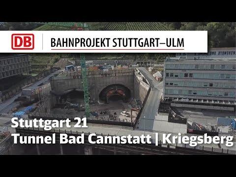 Tunnel Bad Cannstatt