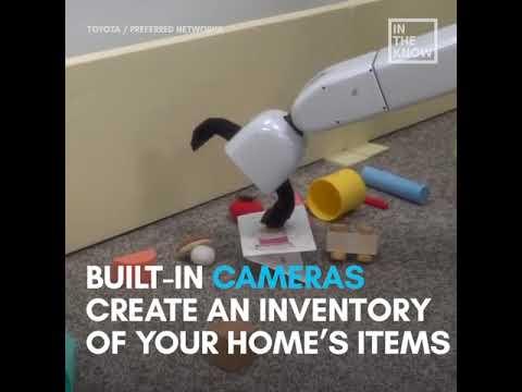 Το ρομπότ που καθαρίζει το σπίτι σου!