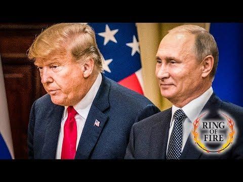 11 Republican Senators Pushback on Trump Admin's Rollback of Russian Sanctions