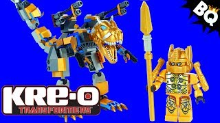 Transformers 4 Grimlock Street Attack KRE-O Review